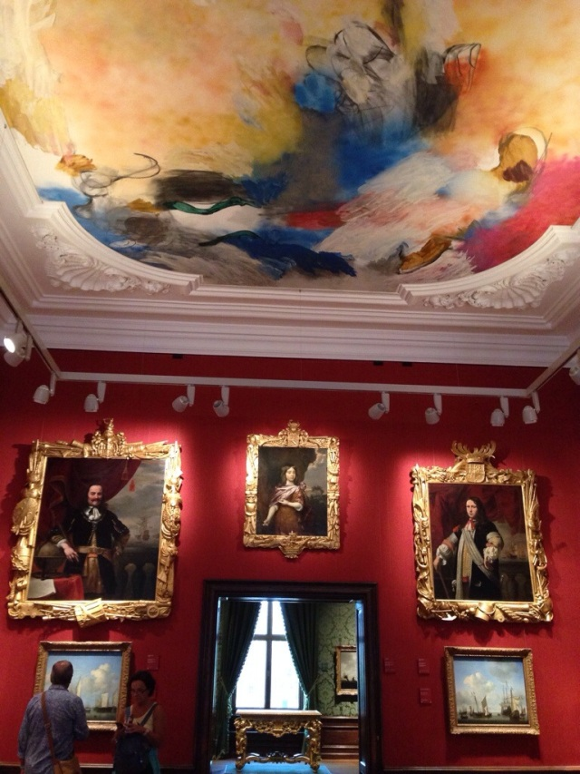 Foyer da Mauritshuis